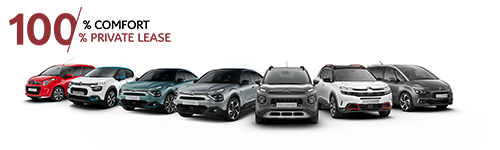 Citroën Private Lease - December 2020