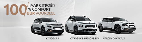 100 jaar Citroën - September 2019