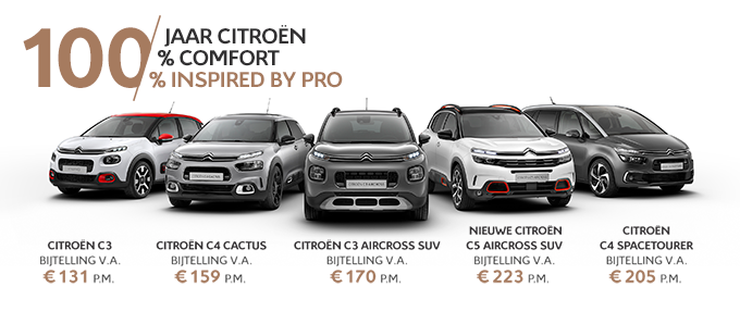 Citroen businessmodellen