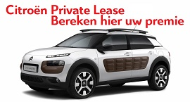 Private lease Citroen DS